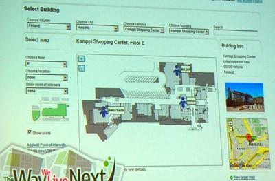 Nokia hard at work commercializing indoor positioning systems