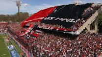 Newell's top Argentine league with 2-0 win over Argentinos