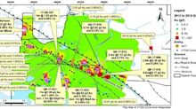 Drilling Commences on Orford's Qiqavik Gold Property with First Hole Intersecting Sulphides at the Interlake Trend
