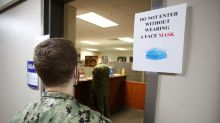 How a U.S. Navy base in the Gulf tackles coronavirus