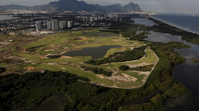 After Olympics, golf in Rio has its growing pains