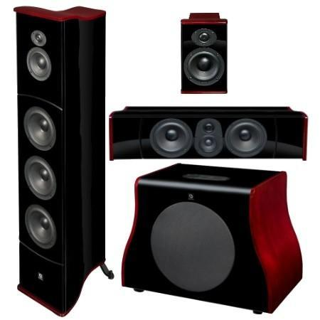 Boston Acoustics throws us a curve with its Vista speakers