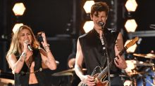 Shawn Mendes and Miley Cyrus Unite Again on Grammys Stage