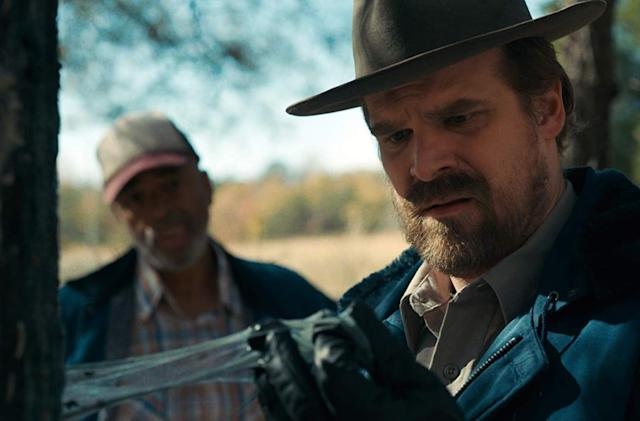 The next 'Stranger Things' novel is a Chief Hopper detective story