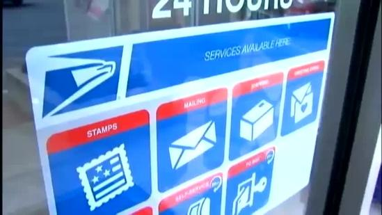 Mail Carriers Rally for 6th Day
