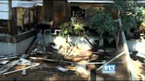 Stockton House Fire Probably Caused By Squatters