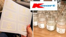 Kmart buy saves savvy bride $315 on wedding must-have