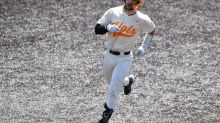 Tennessee baseball downs Catamounts in slugfest