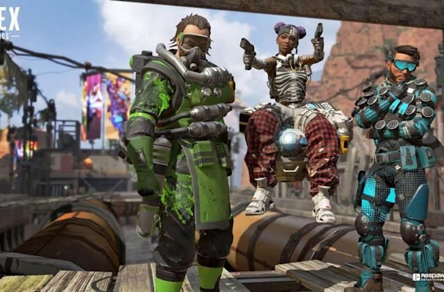 'Apex Legends' bans 770,000 cheats