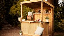One Negroni, please! The sell-out Wickes Build Your Own Bar is back in stock