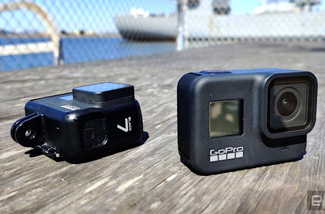 GoPro lays off 200 employees as coronavirus pandemic impacts sales