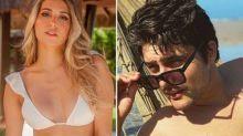 Guilherme Leicam passa fim de semana na companhia de Miss Alagoas 2015 em lugar paradisíaco