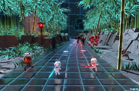 Ninja Bots invade PlayStation 4's free Playroom app