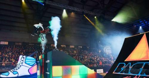 VTT - FMB World Tour - FMB World Tour : Le Swatch Rocket Air 2017 en direct vidéo