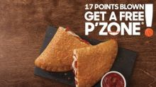 Pizza Hut Offers America A Chance To Win A FREE P'ZONE® During The Men's NCAA® March Madness® Final Four And Championship Games
