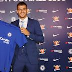 Chelsea's £58m signing Alvaro Morata eyeing trophies after completing move from Real Madrid