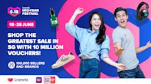 Lazada's biggest mid-year sale starts 18 June and here's how you can grab the best deals