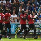 Swansea City 0 Manchester United 4: Mourinho's men win big again after late goal glut