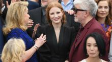 Jessica Chastain Finds 'Disturbing' How Women Were Portrayed in Cannes Movies