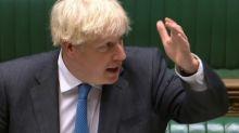 Johnson mantém 'esperança' de chegar a acordo pós-Brexit com UE