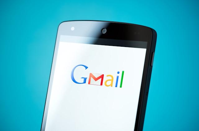 Gmail on Android is ready for your Exchange account