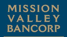 Mission Valley Bancorp Appoints Jeffrey M. Watson as Chief Financial Officer