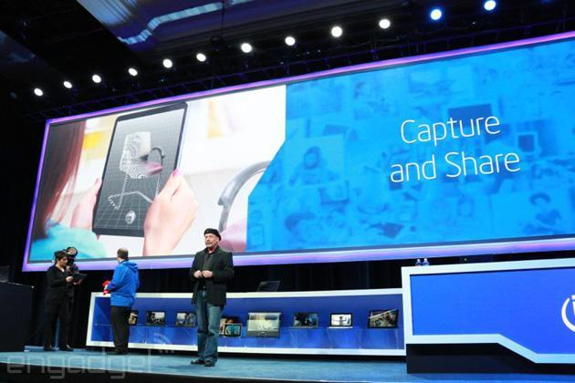 Intel unveils RealSense hardware and software line, including 3D camera module