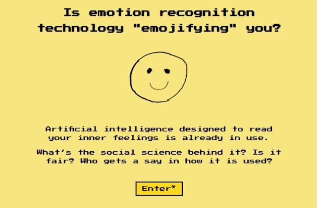 This browser game shows the limits of AI emotion recognition software