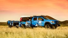 Nissan reveals Ultimate Parks Titan for Overland Expo West