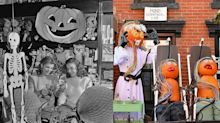 23 Vintage Halloween Decorations That Show How Much The Times Have Changed