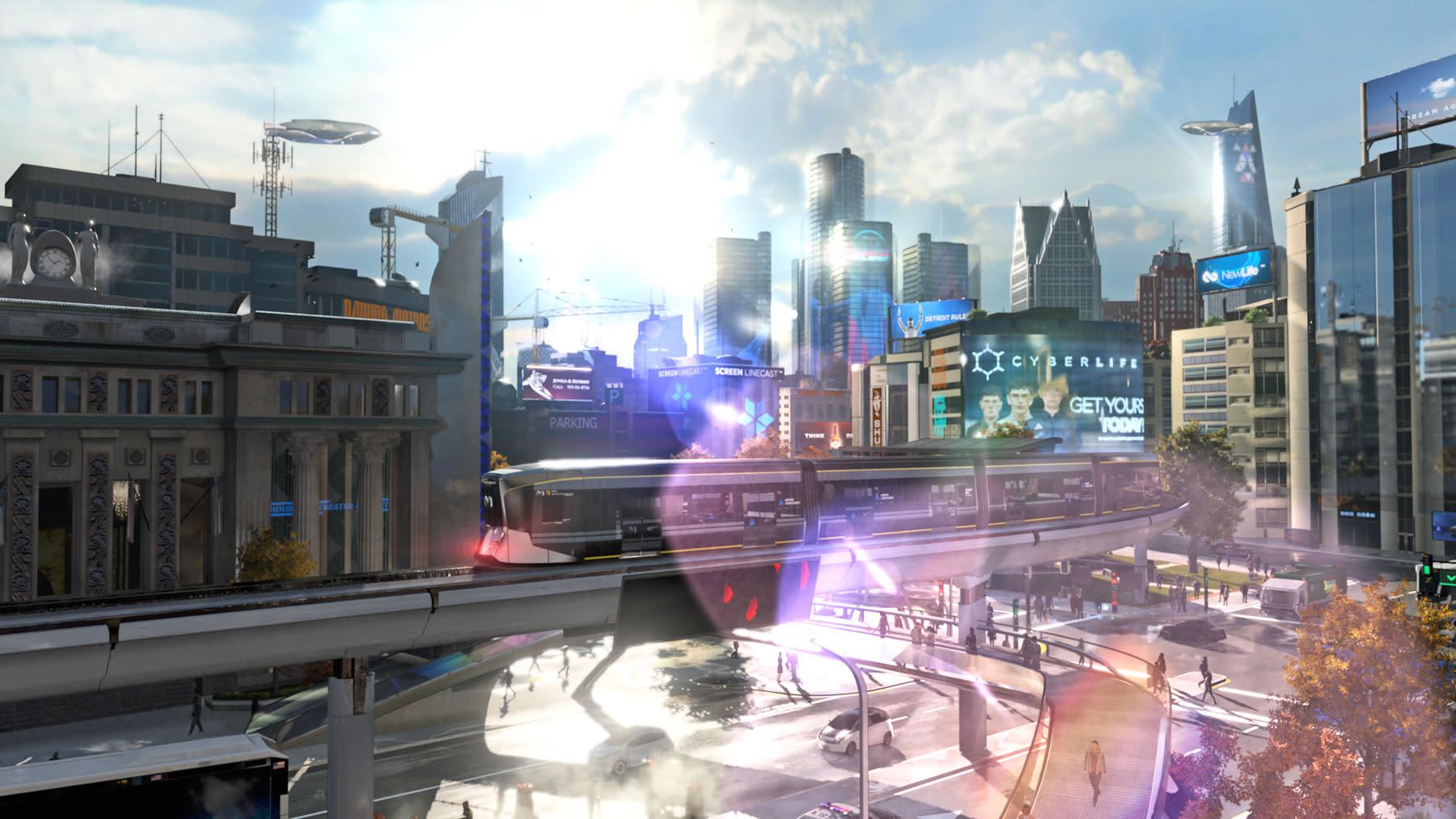 Quantic Dream / Sony Interactive Entertainment