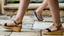 Save up to 30% on supportive sandals during Amazon's Big Style Sale event