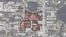 Orlando Health to rezone downtown campus for potential expansion