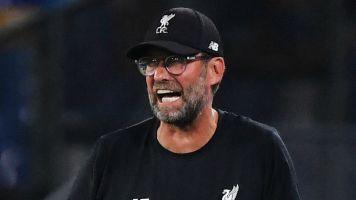 La réaction Jürgen Klopp après la première défaite de Liverpool cette saison