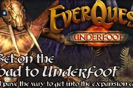 EverQuest's third Road to Underfoot event shakes Norrath