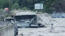 """Tempête Alex dans les Alpes-Maritimes : """"On avance énormément"""" sur la remise en état des routes, assure une députée"""