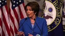 "Nancy Pelosi: House GOP in ""far extreme"" on unemployment benefits"