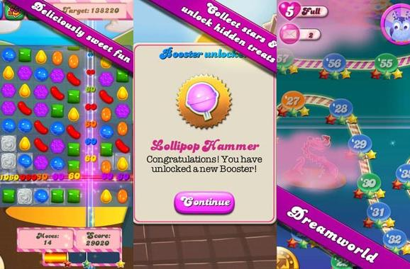 Candy Crush maker's IPO values company at more than $7 billion