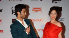 Ex-lovers Sushant Singh Rajput and Ankita Lokhande meet up at a coffee shop