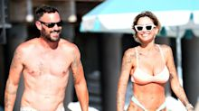 Brian Austin Green's Steamy Beach Pics with Tina Louise Suggest He's Moving On From Megan Fox
