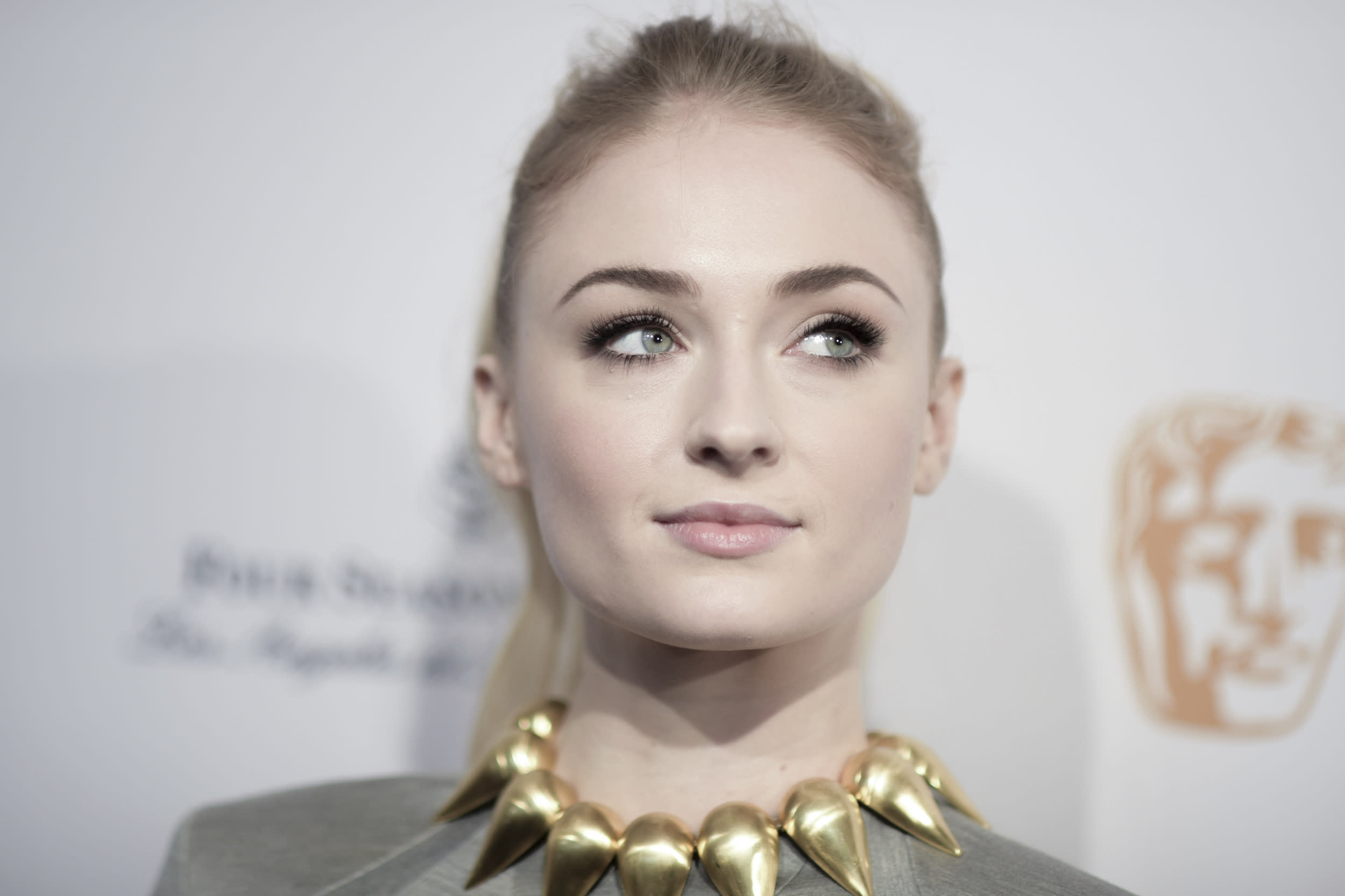 Sophie Turner attends the 2017 BAFTA Los Angeles Awards Season Tea Party held at Four Seasons Hotel on Saturday, Jan. 7, 2017, in Los Angeles. (Photo by Richard Shotwell/Invision/AP)