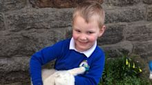 Boy, four, died after he was electrocuted by modified desk lamp while playing