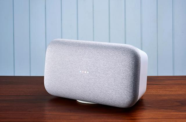 The Google Home Max is half off for Black Friday this year