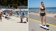 Get ready to sweat: Heatwave conditions to hit several Aussie states today