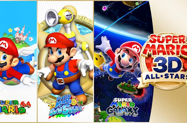 'Super Mario 3D All-Stars' goes away forever on March 31st