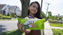 Girl Scouts team up with Grubhub to take cookies sales into the future as COVID-19 surges