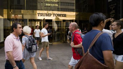 $350,000 in jewelry allegedly stolen from Trump Tower