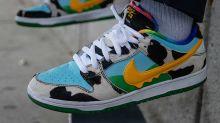 Eiscreme trifft Sneaker: Nike und Ben & Jerry's bringen Schuhe auf den Markt