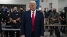 AP FACT CHECK: Trump on McCain; Biden's stretch on virus
