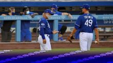 Treinen comfortable in new home with Dodgers